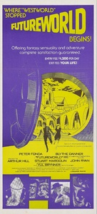 Futureworld - Australian Movie Poster (xs thumbnail)