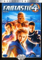 Fantastic Four - South Korean Movie Cover (xs thumbnail)