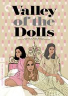 Valley of the Dolls - DVD cover (xs thumbnail)