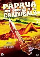Papaya dei Caraibi - DVD cover (xs thumbnail)