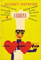 Sabrina - Polish Movie Poster (xs thumbnail)