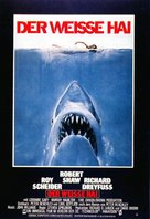 Jaws - German Movie Poster (xs thumbnail)