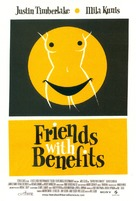 Friends with Benefits - Homage poster (xs thumbnail)