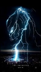 The Predator - Advance poster (xs thumbnail)