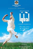 Iqbal - Indian poster (xs thumbnail)
