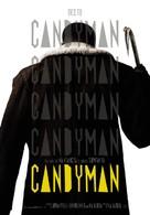 Candyman - Greek Movie Poster (xs thumbnail)