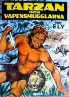Tarzan and the Perils of Charity Jones - Swedish Movie Poster (xs thumbnail)