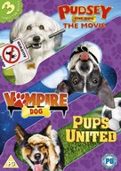 Pudsey the Dog: The Movie - British DVD cover (xs thumbnail)