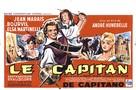 Le capitan - Belgian Movie Poster (xs thumbnail)
