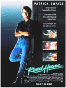 Road House - German Movie Poster (xs thumbnail)