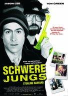 Stealing Harvard - German Movie Poster (xs thumbnail)