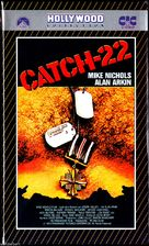 Catch-22 - German VHS movie cover (xs thumbnail)