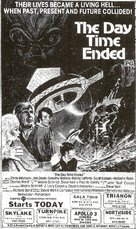 The Day Time Ended - poster (xs thumbnail)