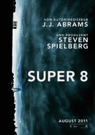 Super 8 - German Movie Poster (xs thumbnail)