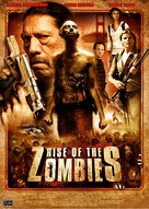 Rise of the Zombies - French DVD cover (xs thumbnail)