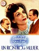 A Woman's Face - Argentinian Movie Poster (xs thumbnail)
