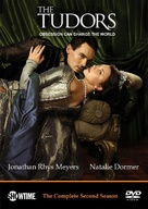 """The Tudors"" - DVD movie cover (xs thumbnail)"