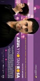 Azul y no tan rosa - Venezuelan Movie Poster (xs thumbnail)