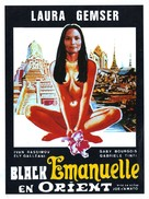Emanuelle in Bangkok - French Movie Poster (xs thumbnail)