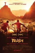 Trash - Movie Poster (xs thumbnail)