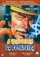 Bad Man's River - Brazilian Movie Cover (xs thumbnail)