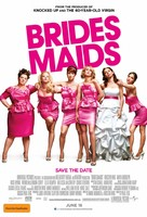 Bridesmaids - Australian Movie Poster (xs thumbnail)