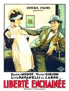 Freiheit in Fesseln - French Movie Poster (xs thumbnail)