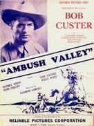 Ambush Valley - poster (xs thumbnail)