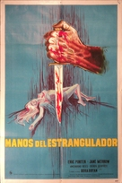 Hands of the Ripper - Argentinian Movie Poster (xs thumbnail)
