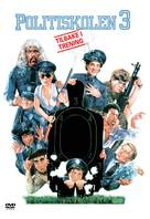 Police Academy 3: Back in Training - Norwegian DVD movie cover (xs thumbnail)