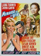 Imitation of Life - Belgian Movie Poster (xs thumbnail)