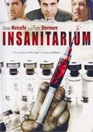 Insanitarium - DVD cover (xs thumbnail)