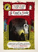 La tour de Nesle - French Movie Poster (xs thumbnail)