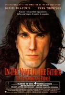 In the Name of the Father - Spanish Movie Poster (xs thumbnail)