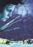 Edward Scissorhands - Key art (xs thumbnail)