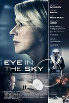 Eye in the Sky - Movie Poster (xs thumbnail)