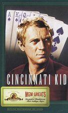 The Cincinnati Kid - German Movie Cover (xs thumbnail)