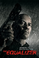 The Equalizer - French Movie Cover (xs thumbnail)