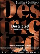Destricted - French Movie Poster (xs thumbnail)