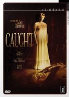 Caught - French DVD cover (xs thumbnail)