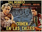 Crime in the Streets - Argentinian Movie Poster (xs thumbnail)
