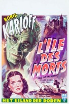 Isle of the Dead - Belgian Movie Poster (xs thumbnail)