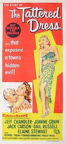 The Tattered Dress - Australian Movie Poster (xs thumbnail)