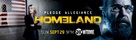 """Homeland"" - Movie Poster (xs thumbnail)"