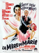 The Mating Season - French Movie Poster (xs thumbnail)