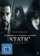 Static - German DVD cover (xs thumbnail)