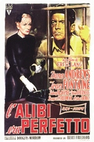 Beyond a Reasonable Doubt - Italian Movie Poster (xs thumbnail)