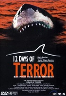 12 Days of Terror - German Movie Cover (xs thumbnail)
