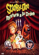 """""""Scooby-Doo, Where Are You!"""" - Spanish DVD movie cover (xs thumbnail)"""