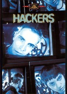 Hackers - DVD movie cover (xs thumbnail)